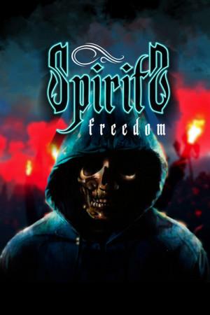 Camiseta Skulls Spirits Freedom