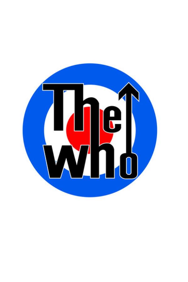 Camiseta The Who Logo - Branca