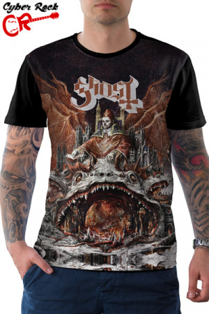 Camiseta Ghost bc Prequelle