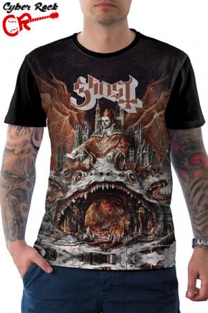Camiseta Ghost bc Prequelle