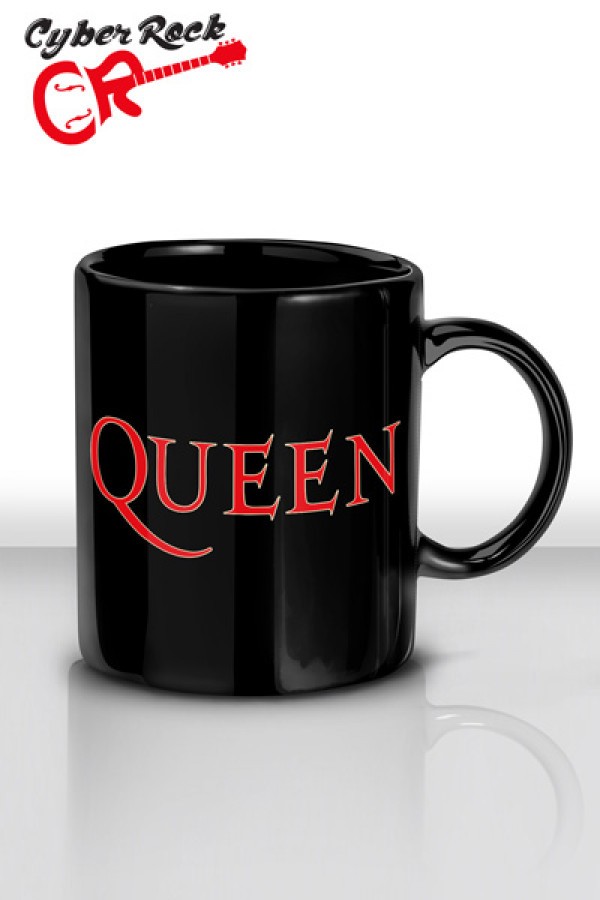 Caneca Queen Logo