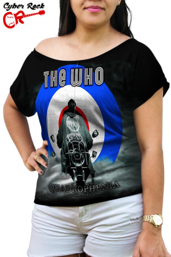 Blusinha The Who Quadrophenia