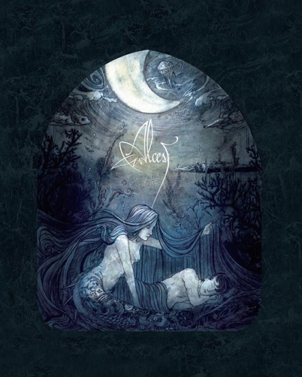 Camiseta Alcest