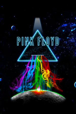 Blusinha Pink Floyd The Dark Side