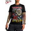 Camiseta  Iron Maiden The Number of the Beast