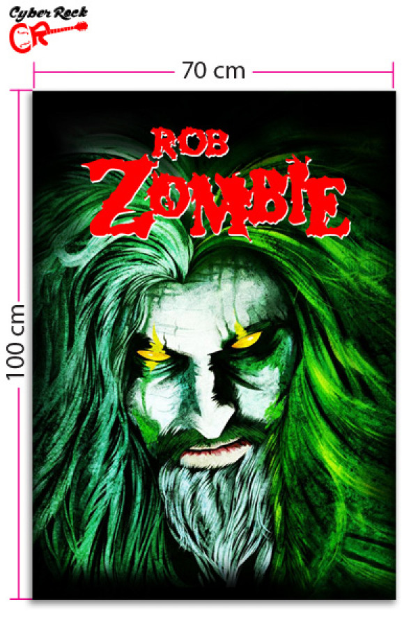 Bandeira Rob Zombie