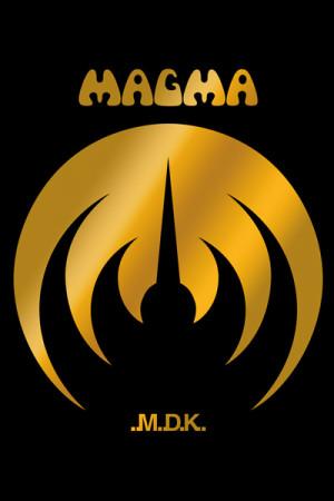 Camiseta Magma M.D.K