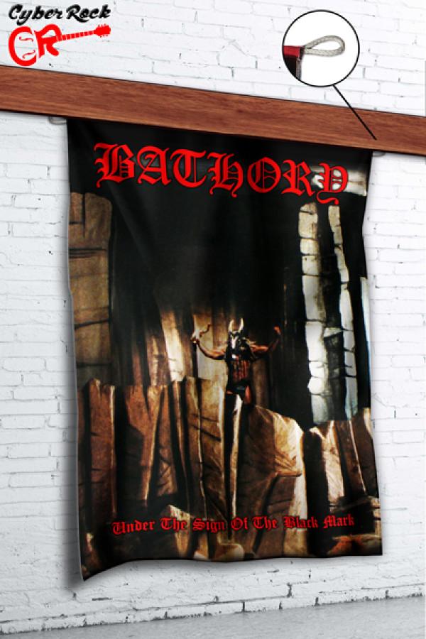 Bandeira Bathory - Under the Sign of the Black Mark