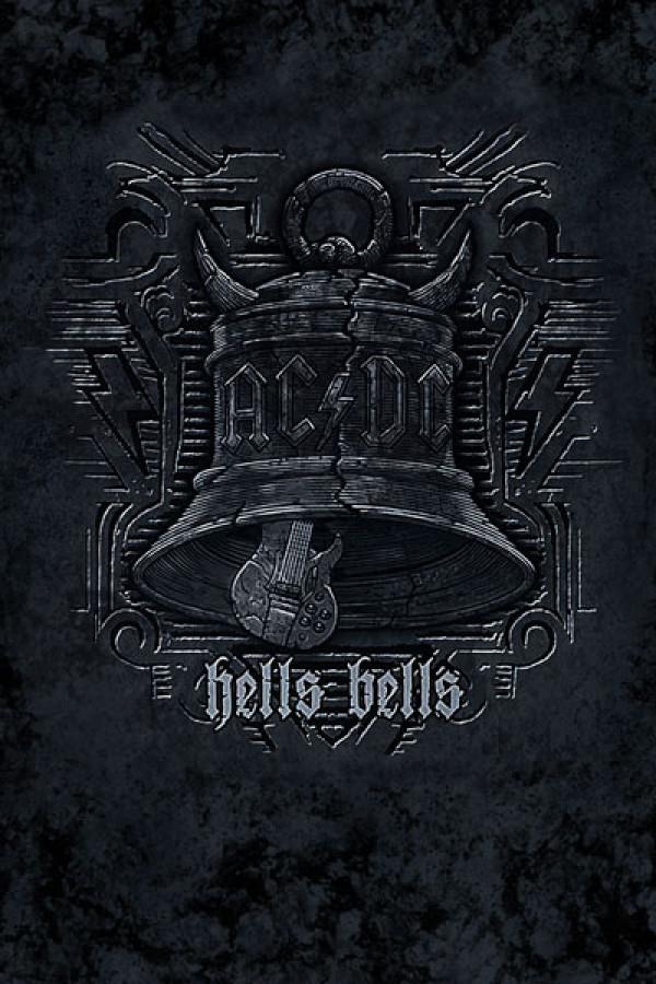 Camiseta AC/DC Hells Bells