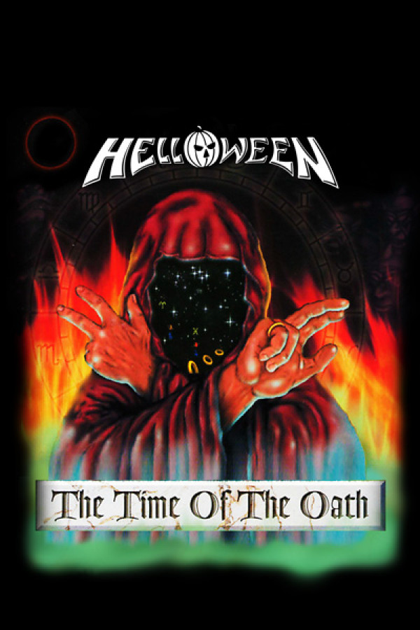 Camiseta Helloween The Time Of The Oath