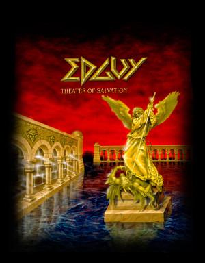 Camiseta Edguy Theater of Salvation