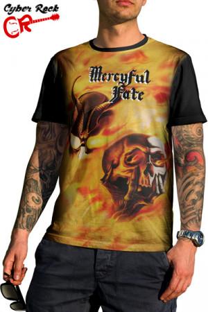 Camiseta Mercyful Fate Hells Preacher II