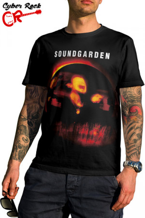Camiseta Soundgarden II