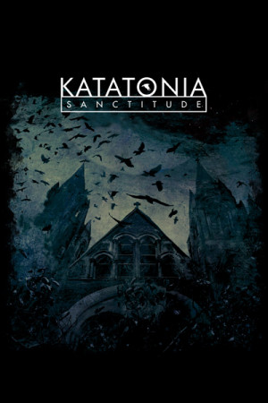 Camiseta Katatonia Sanctitude