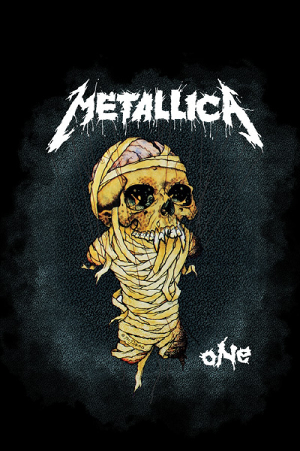 Camiseta Metallica One