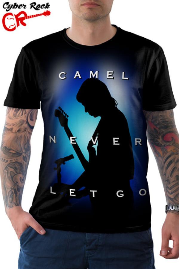 Camiseta Camel Never Let Go
