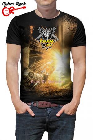 Camiseta Running Wild Gates of Purgatory