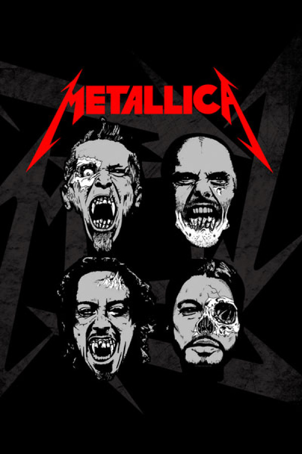 Blusinha  Metallica 144