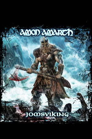 Camiseta Amon Amarth Jomsviking
