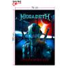 Bandeira Megadeth Dystopia World Tour