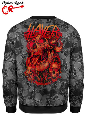 Blusa moletom Slayer