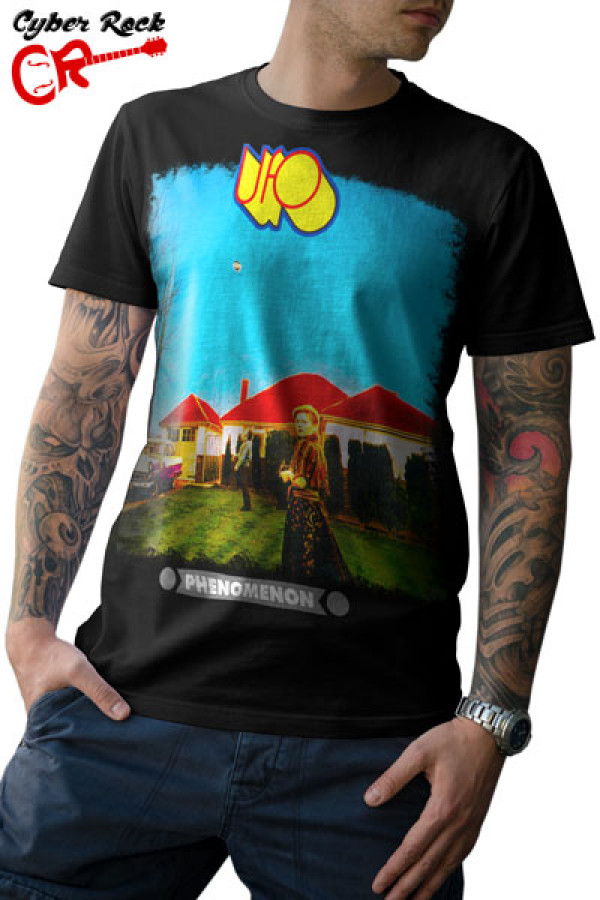 Camiseta UFO Phenomenon