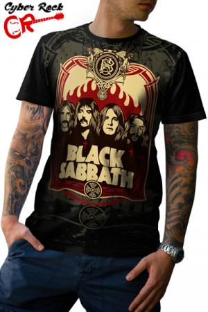 Camiseta Black-sabbath-Rare-1970