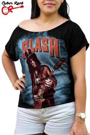Blusinha Slash Art