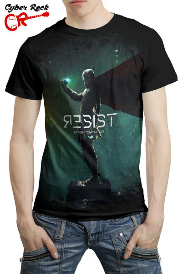Camiseta Within Temptation Resist
