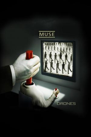 Blusinha Muse Drones