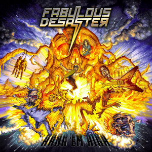 CD Fabulous Desaster - Hang' Em High