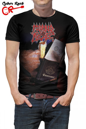 Camiseta Morbid Angel Covenant