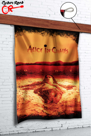 Bandeira Alice In Chains Dirt
