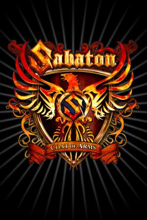 Camiseta Sabaton- Coat of Arms