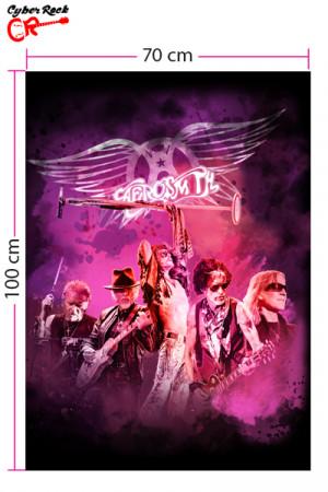 Bandeira Aerosmith