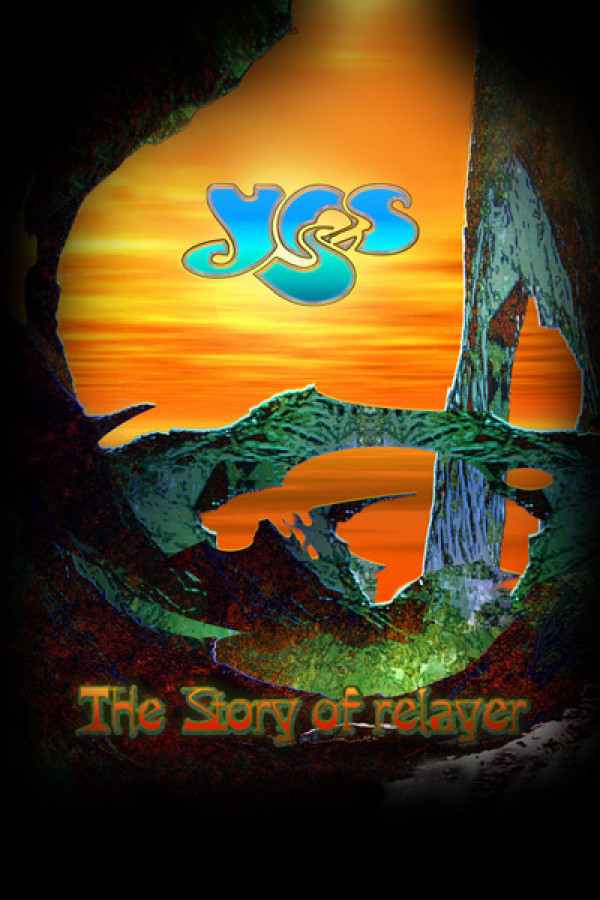 Blusinha Yes - the Story of Relayer