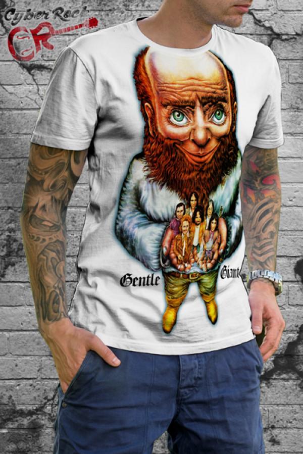 Camiseta Gentle Giant