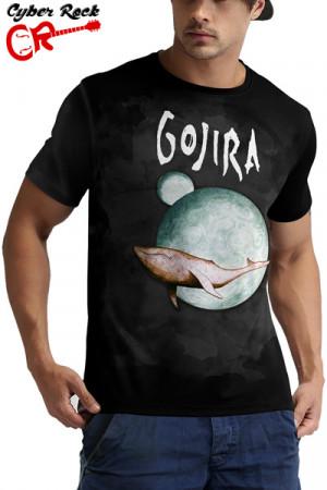 Camiseta Gojira From Mars to Sirius