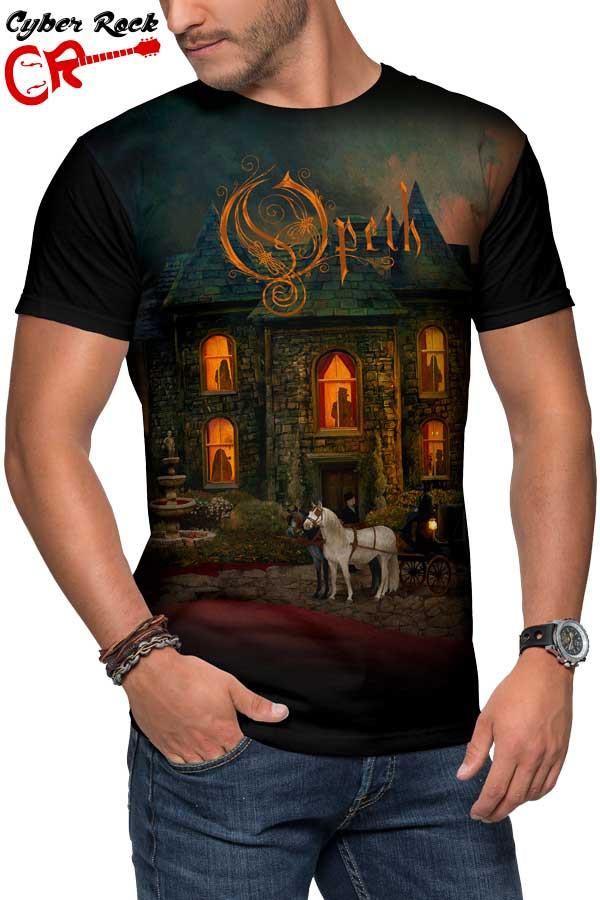 Camiseta Opeth In Cauda Venenum