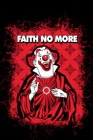 Camiseta Faith no More I