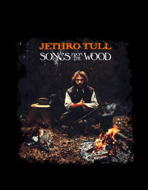 Camiseta Jethro Tull Songs From The Wood