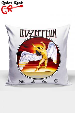 Almofada Banda Led Zeppelin Swan Song