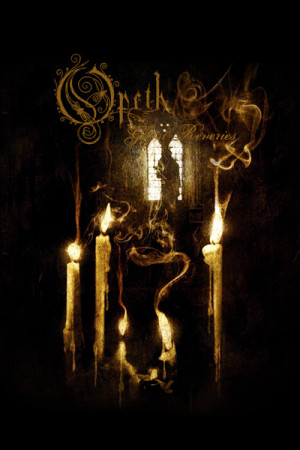 Blusinha Opeth Ghost Reveries