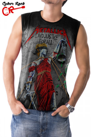Regata Metallica And Justice for All