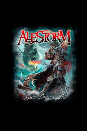 Blusinha Alestorm Back Through Time