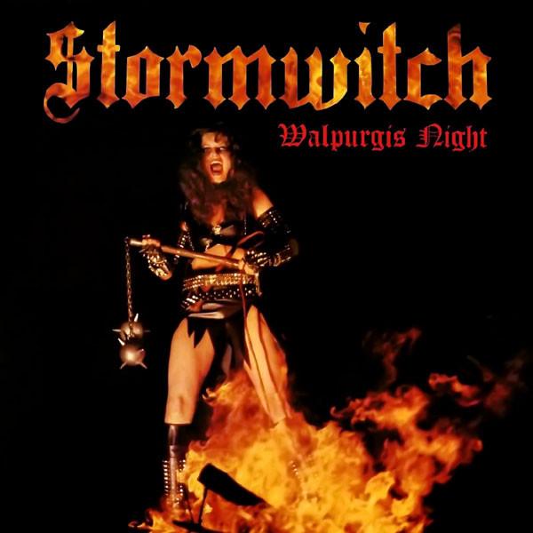 CD Stormwitch – Walpurgis Night