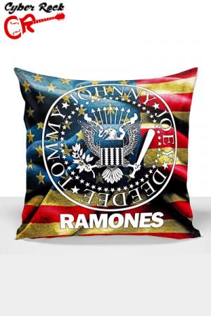 Almofada Ramones Arte USA