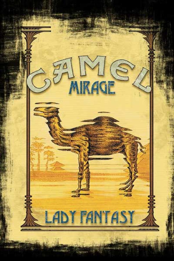Regata Camel Mirage Preta