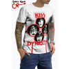 Camiseta KISS - Dynasty