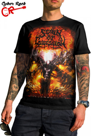 Camiseta Spawn of Possession Noctambulant